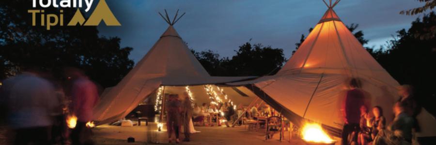 wedding venue sheffield tipi